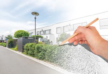 Modernen Stadtgarten planen