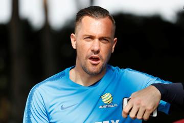 FIFA World Cup - Australia Training