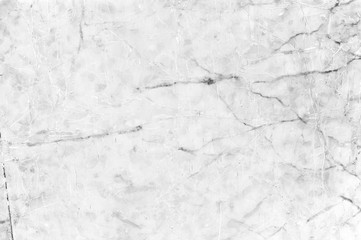 White marble texture with natural pattern for background, high quality