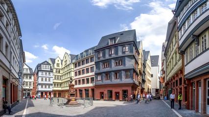 Frankfurt am Main, Neue Altstadt