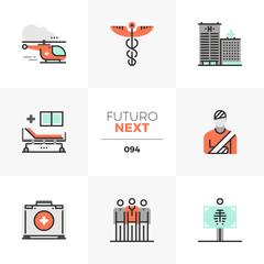 Ambulance Futuro Next Icons
