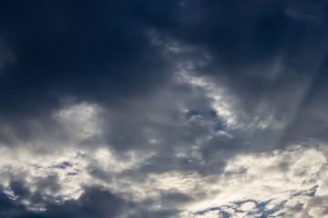 Cloudy Sky 572