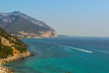 Paesaggio costa Sardegna orientale 001