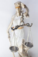 Law firm legal statue Themis