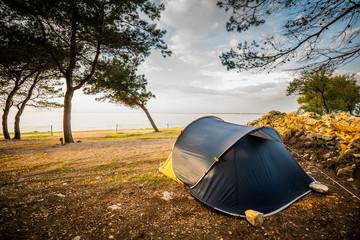 Wakacje pod namiotem chorwacja