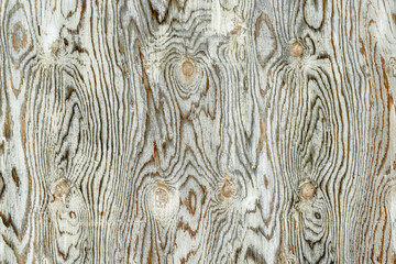 texture of weathered painted plywood
