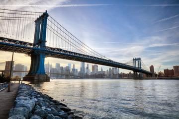 Wall Mural - Manhattan Bridge, New York