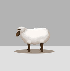 sheep, овечка