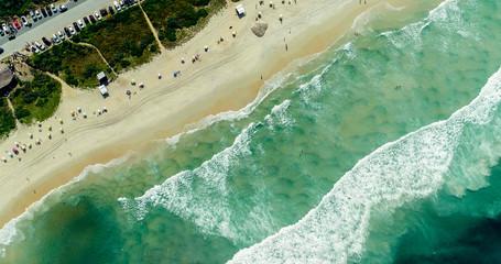 Beach in Rio de Janeiro - Grumari