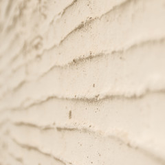 Cream white textured wall surface, Cycladic style, Greece