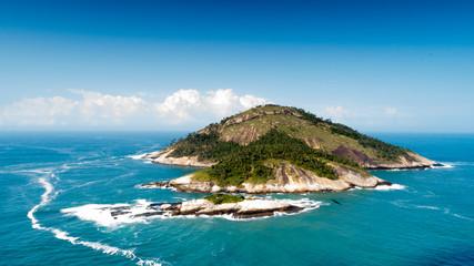 Ilha de Palmas em Grumari - Rio de Janeiro