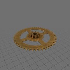 Clock gear 5