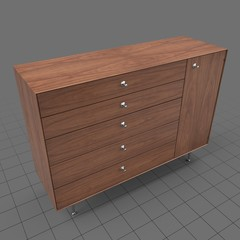 Modern chest