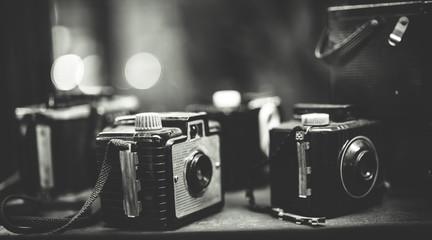 Old Film Cameras
