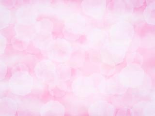 背景素材 ピンク 水玉5