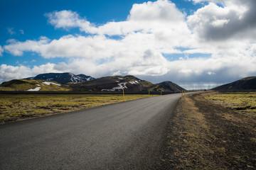 Golden Circle Highway near Reykjavik, Iceland