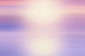 Soft cloud background with a pastel colored orange to blue gradient.
