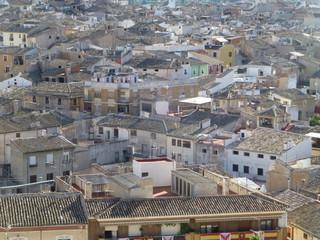 Caravaca de la Cruz, ciudad santa del cristianismo en Murcia, España