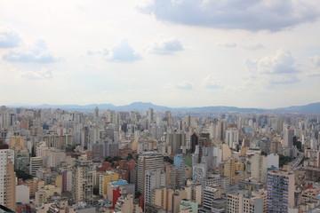 Cidade São Paulo, vista do alto