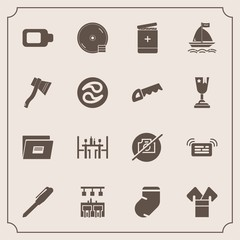 Modern, simple vector icon set with fashion, socks, bar, message, pen, winter, paper, food, energy, board, work, tool, japanese, disk, dvd, medicine, construction, warm, cd, clothes, medical, no icons