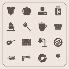 Modern, simple vector icon set with person, science, japan, music, sweet, road, interior, human, lamp, healthy, guitar, jam, contact, war, kamon, dessert, pin, japanese, speed, clothing, baby icons