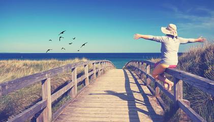 Freiheit genießen