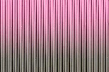 Pink corrugated metal sheet wall, Backgrounds