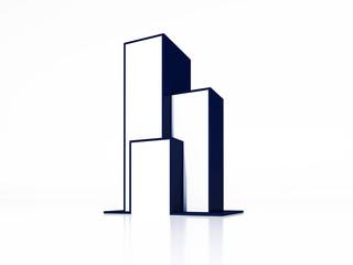 Gebäude Symbol 5