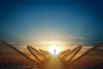 Brücke zum Jenseits