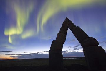 The Arctic Henge