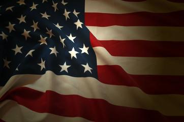 Flag USA - texture