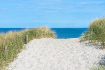 Strandzugang zur Ostsee