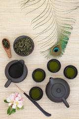 Japanese Sencha Tea Ceremony