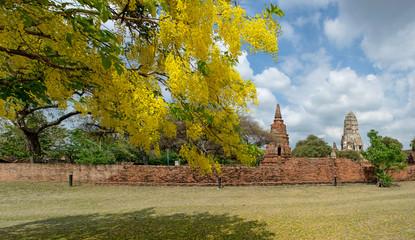 Wat Chaiwatthanaram thailand
