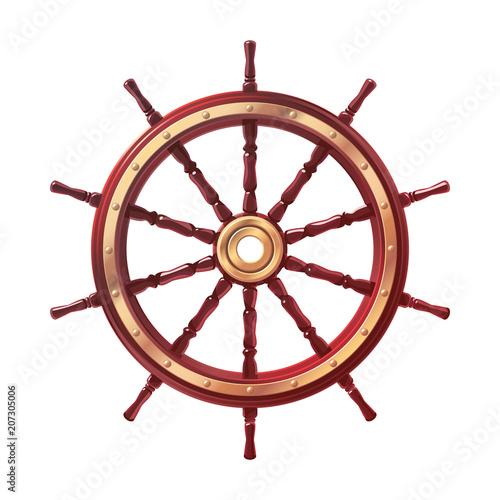 6985fa478 vector boat handwheel, ship wheel helm. Sea, ocean symbol 4