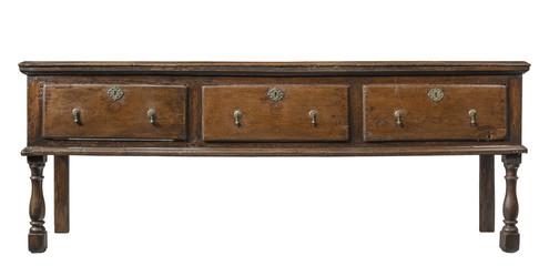 old antique dresser base Fototapete