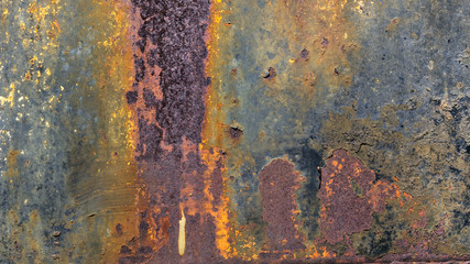 Rust and Weathered