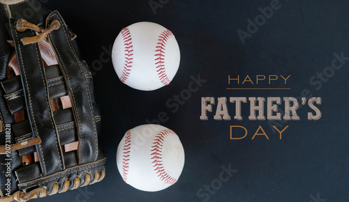 happy fathers day basebal - 1200×696