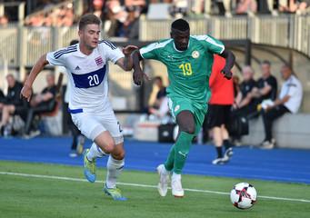 International Friendly - Luxembourg vs Senegal