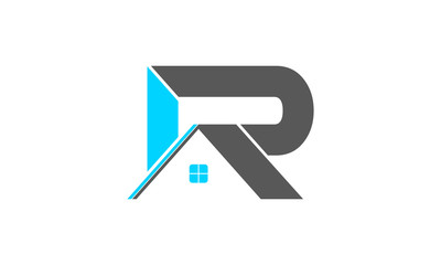 R and roof logo
