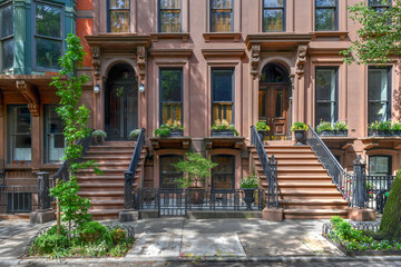 Brownstone - Brooklyn Heights, Brooklyn