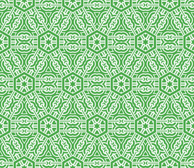Vector seamless pattern with geometric style background. for printing on fabric, paper for scrapbooking, wallpaper, cover, page book.