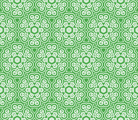 geometric modern seamless fashion pattern. Vector illustration.