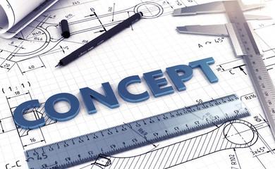 3D Plan Concept