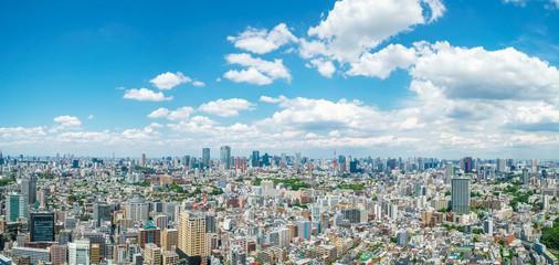 Deurstickers Buenos Aires 東京風景