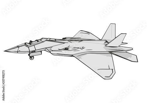Fighter Plane Ske Free Airplane Drawing - BerkshireRegion