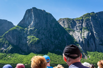 Western Brook Pond Boat Tour