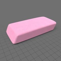 Small eraser