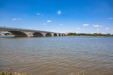 Lincoln Memorial and Bridge