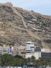 Alicante,ciudad costera de la Comunidad Valenciana en España